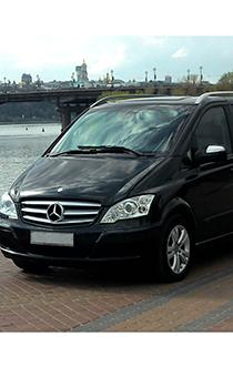 Минивэн такси Ялта - Керчь